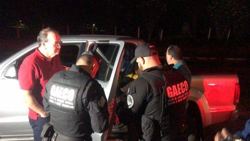 Farra das diárias: 11 vereadores são presos em flagrante por suspeita de peculato na Paraíba