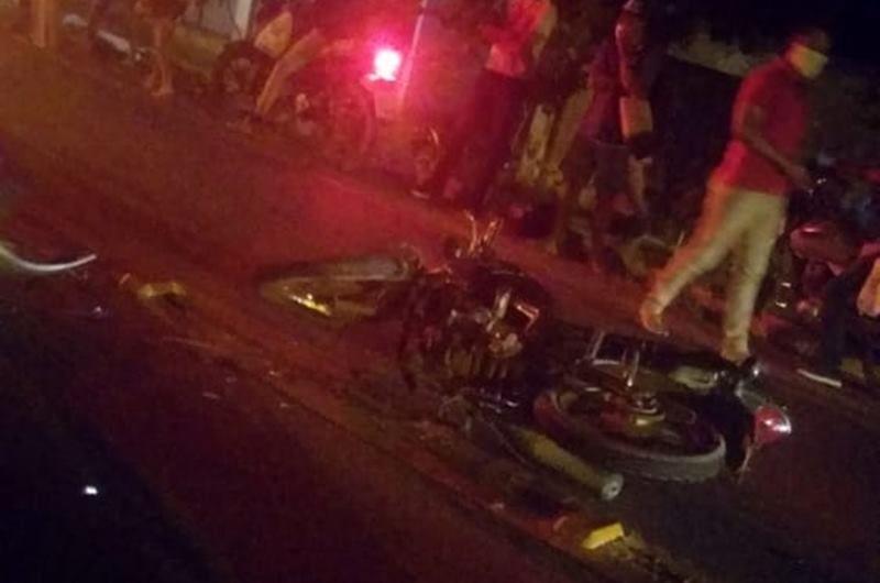 Dois acidentes são registrados na noite dessa sexta em Piancó