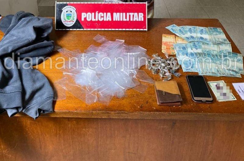 Polícia prende suspeito de participação em assalto aos Correios de Santana dos Garrotes