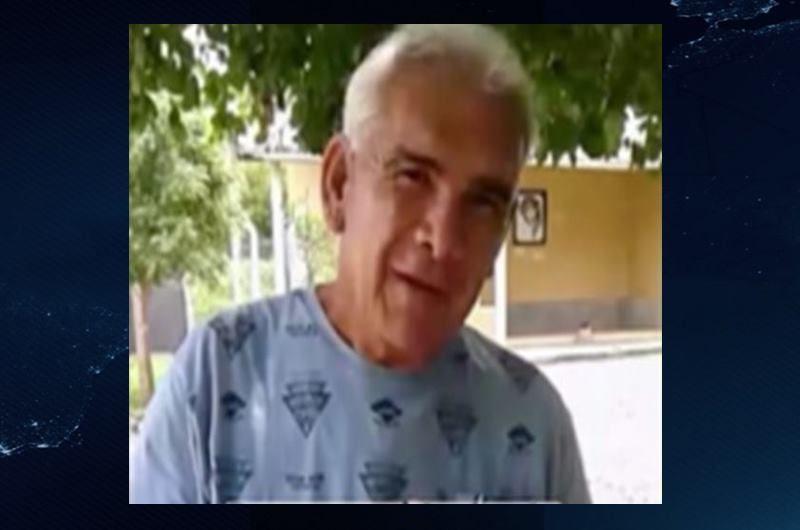 Homem que estava desaparecido em Conceição é encontrado morto